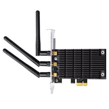 TP-LINK TL-WDN7280 1900M双频无线PCI-E网卡 (2.4G 600M+5G 1300M)