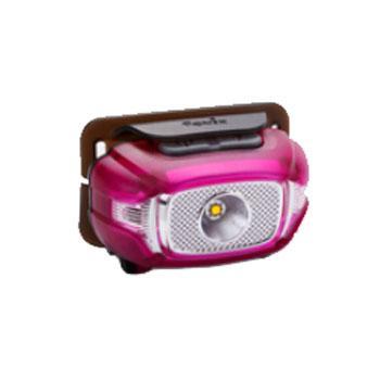 Fenix 菲尼克斯   HL15紫色户外远射轻便LED头灯200流明 含备用O圈、碱性2*AA电池