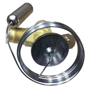 丹佛斯 膨脹閥感溫元件(帶感溫包固定卡),TS2 068Z3400,R404A/R507/內平衡/N系列/不帶MOP