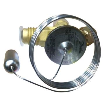 丹佛斯 膨脹閥感溫元件(帶感溫包固定卡),TX2 068Z3206,R22/內平衡/N系列/不帶MOP/喇叭口×喇叭口