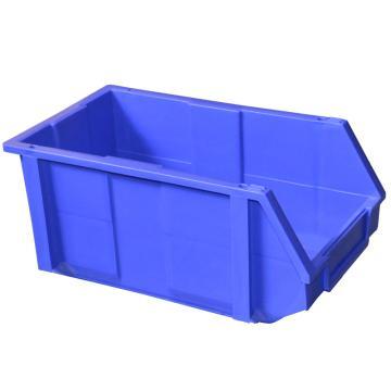 捷通 组合式零件盒,200*340*155mm,全新料,18个/箱,ZL-003 (蓝色)