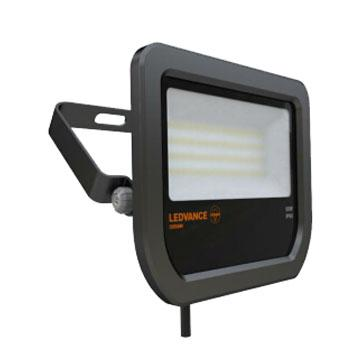 欧司朗 50W/3000K LED泛光灯标准版第二代,黄光,黑色灯壳