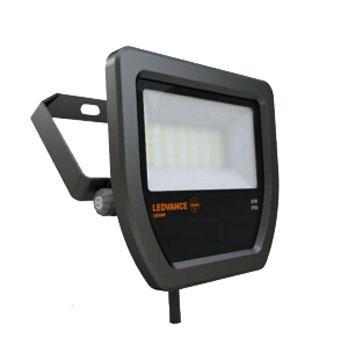 欧司朗 30W/6500K LED泛光灯标准版第二代,白光,黑色灯壳