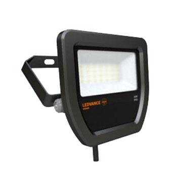 欧司朗 20W/6500K LED泛光灯标准版第二代,白光,黑色灯壳