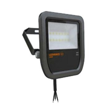 欧司朗 10W/6500K LED泛光灯标准版第二代,白光,黑色灯壳