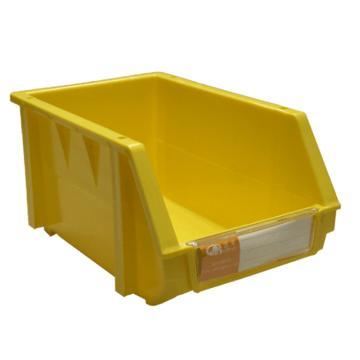 力王 组立零件盒,200*450*177mm,全新料,12个/箱,PK-004-黄色