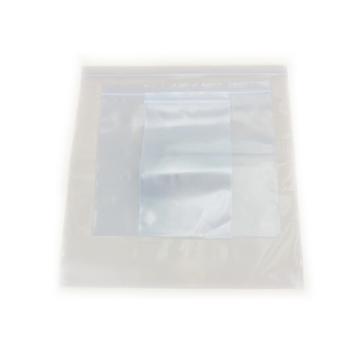透明自封袋,LDPE,101×203mm,100个/包