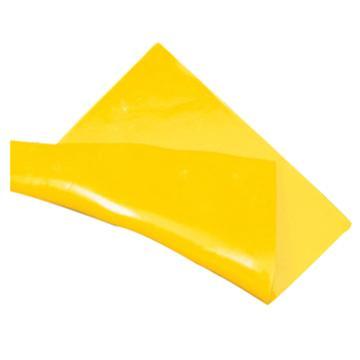 SPC 窨井覆盖片,61cm×61cm,黄色,1张/箱,PVC24