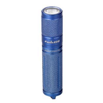 Fenix 菲尼克斯 E05 2014蓝色迷你LED小手电筒,85流明 含钥匙圈、备用O圈、AAA电池3节 单位:个