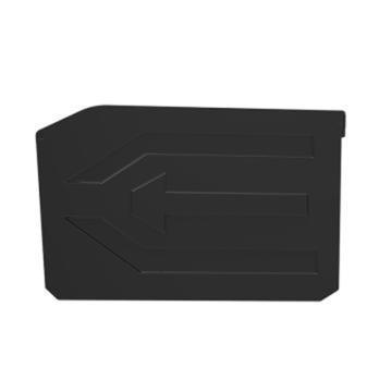 力王 SFV615纵向分隔板(ABS),黑色,配SF6215,SF6415