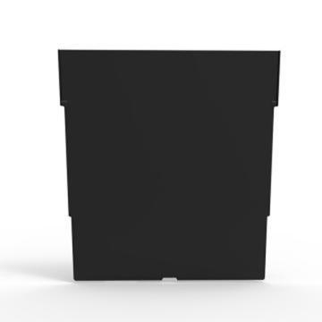 力王 SFH415横向分隔板(ABS),黑色,配SF3415,SF5415,SF6415