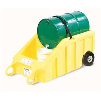 ENPAC 油桶搬运和分装两用车,80加仑/303升,5300-YE