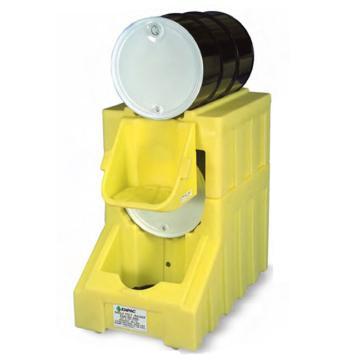 ENPAC 单桶叠放油桶架底座,79×135×82mm,6006-YE