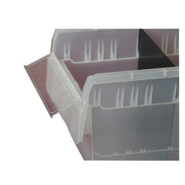力王 SFF100前挡板(ABS),透明色,配SF3115,SF5115,SF6115,SF3120,SF5120,SF6120,不含零件盒与分隔片