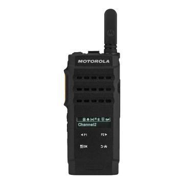 摩托羅拉 SL2M手持對講機, 半鍵半顯3W(如需調頻,請告知)