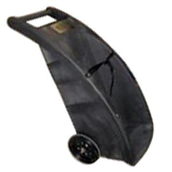 ENPAC 塑料轮单气瓶推车,60×58×117cm,7301-BK