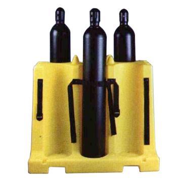 ENPAC 6气瓶固定架,1220×790×1040mm,7202-YE