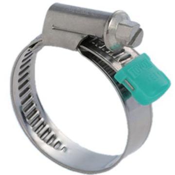 东洋克斯/TOYOX SB-25 全不锈钢胶管夹,适用软管外径18-25mm