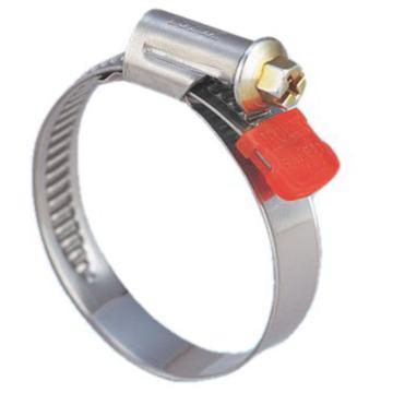 东洋克斯/TOYOX FS-22 半不锈钢胶管夹,适用软管外径16-22mm
