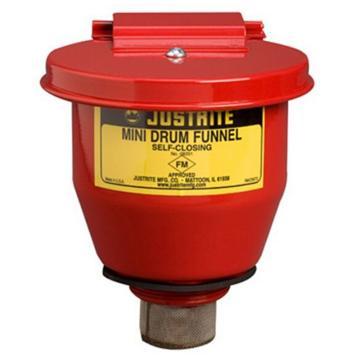 杰斯瑞特JUSTRITE 圓桶用小型鋼制漏斗,08201
