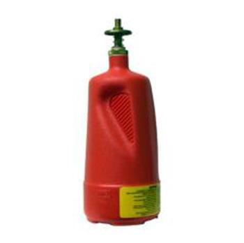 杰斯瑞特JUSTRITE 1升聚乙烯分裝罐,14010
