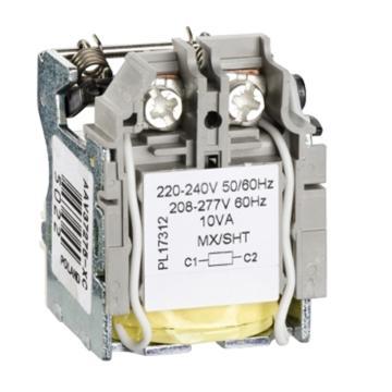 施耐德 分励脱扣线圈,LV429387 MX 220-240V50/60HZ 208-277V60HZ