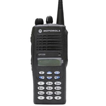 摩托罗拉GP338D+手持对讲机(非防爆) 全键有显(如需调频,请告知)