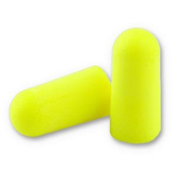 3M 一次性耳塞,312-1250,Earsoft 高降噪子彈型PU發泡材質 不帶線,200副/盒