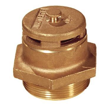 杰斯瑞特JUSTRITE 钢制圆桶自动泄压阀,用于立式油桶,08101