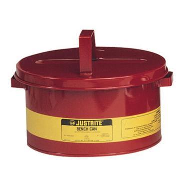 JUSTRITE/杰斯瑞特 钢制台式浸罐,2加仑/8升,10575