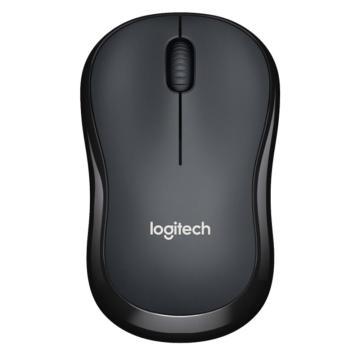羅技(Logitech)無線靜音鼠標,灰色 M220 單位:個