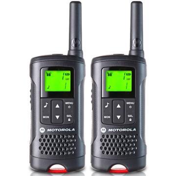摩托罗拉民用对讲机 免执照对讲机 T60 原装标配0.5W 两只装