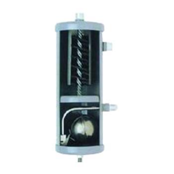 离心式高效油分离器,Carly,7/8 ODF接口,用于活塞压缩机,或用于螺杆压缩机二次油分,绿色