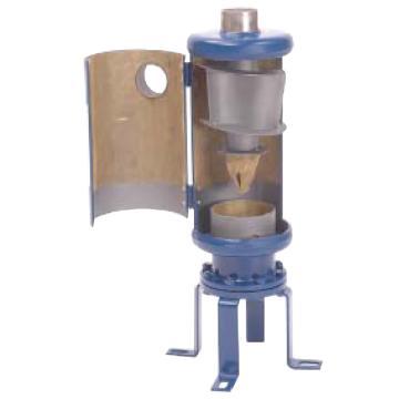 """Emerson 离心式油分离器,A-WC 41777,ODF接口7/8"""",蓝色"""