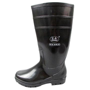 丽泰 耐酸碱耐腐蚀耐油防化靴,桶高38cm,36