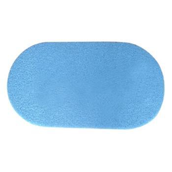 力九和防滑浴室垫,40*75cm 水蓝,单位:片