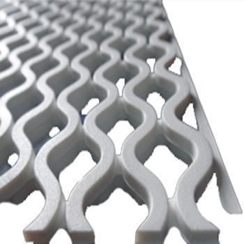 防滑疏水地垫,灰色,1*12米
