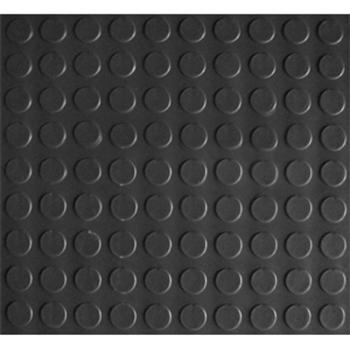 走道垫,小铜钱纹走道垫,0.9m*18m*2mm(宽x长x厚),黑色