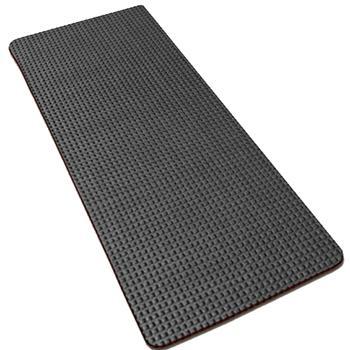 力九和除尘晶钻素面地垫,1.2m*12m,深灰色单位:卷