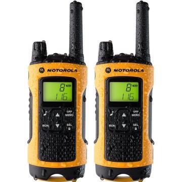 摩托罗拉 民用防水对讲机, T80EX 原装标配0.5W 两只装(出厂频点,无法调频)