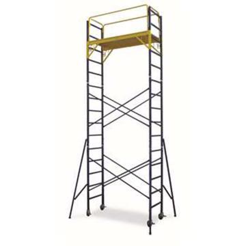 金锚 重型可移动作业平台梯,额定载荷(KG):135 平台工作高度(米):5.2,HB4923-3