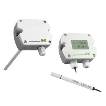 E+E 温湿度变送器,EE210-HT6xPBxB/UwTx024M