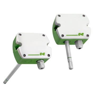 管道温湿度变送器,E+E,EE160-HTX3xPBB/1AE1N