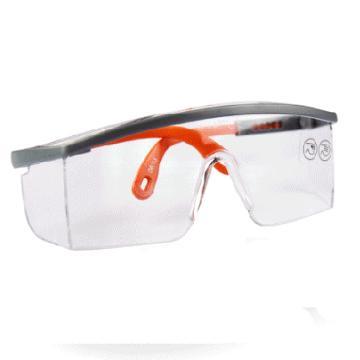 代尔塔 101117安全眼镜,透明防雾经典款
