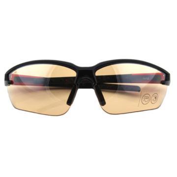 代尔塔DELTAPLUS 防护眼镜,101110,FUJI2 GRADIENT豪华型安全眼镜渐变色