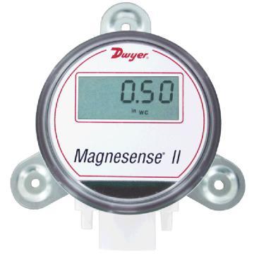 Dwyer 微差压风速风量变送器,MS2-W111-LCD