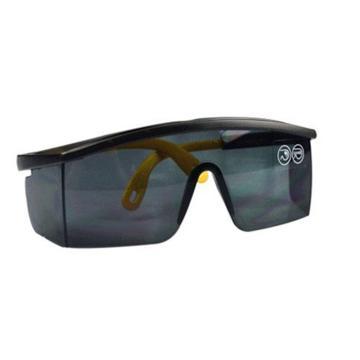 代爾塔DELTAPLUS 防護眼鏡,101113,KILIMANDJARO SMOKE安全眼鏡 黑色經典款