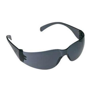 3M 防护眼镜,11330,轻便型防护眼镜 灰色镜片 防雾
