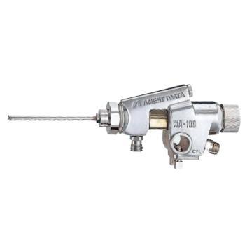 岩田片角自动喷枪,压送式,口径0.5mm,WA-0915(不含涂料容器)