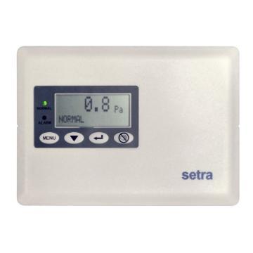 Setra 室内压力隔离监视仪,SRIM025LD11WLCNNC